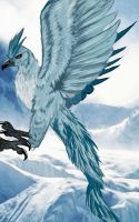 Articuno by PaprikaHoney