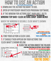 How To Use An Action by Your-luv