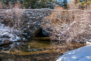 Eagle Falls Bridge by Allen59
