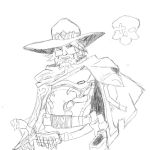 Mcree Sketch by Tjwilliamson