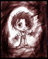 "Scissorhands ""Eddie"" LOL by cosu"