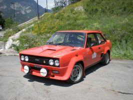 Fiat Abarth 131 by franco-roccia