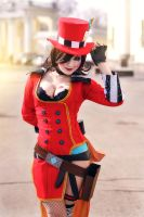 Mad Moxxi - Borderlands by Melali