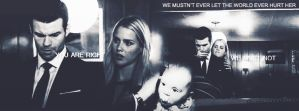 Rebekah+ Elijah + Hope| Timeline cover #01 by Insanitygraphicss