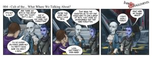004 - Cult of the... What were we talking about? by Vixen11