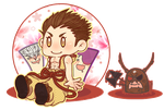 BASARA : Charming by smoothies79