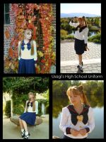 Usagi's High School Uniform by WindoftheStars