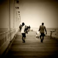 257 - The Pier by mazmoore