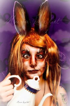 March Hare by MariaLawliet