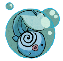 Poliwag WWS by the19thGinny