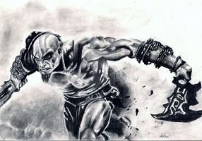Kratos by kill312