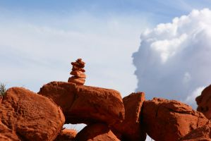 Red Sandstones by Dr-J-Zoidberg