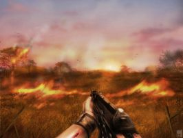 Far Cry 2 by sbel02