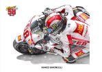 Marco Simoncelli by froggstomper79