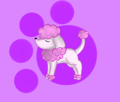 French Poodle Randomness by FoxLover12