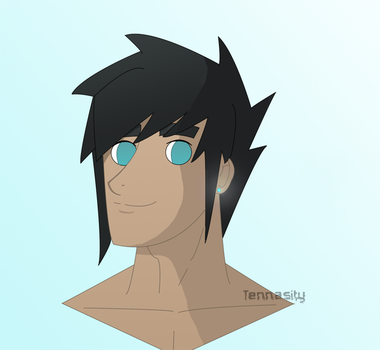 main character for my comic? by Tennasity