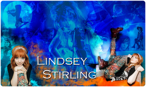 Lindsey Stirling by MrArinn