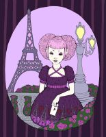 From Paris With Love by raevynewings