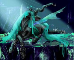 Chrysalis by DeviantDolphinART