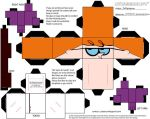 Dexter cubeecraft by jellyisyum