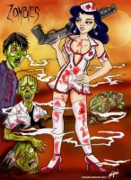 zombies by emylee