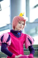 Prince Gumball - Ladies~ by squkyshoes
