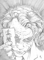 The Joker - RIP Heath by Ejay32