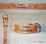 special dog collar by leatherforfun