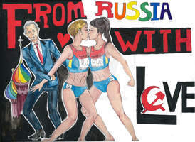 From Russia With Love by mae-dae