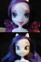 equestria girls rarity custom by lemonkylie