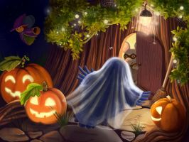 Trick or treat! by ArtAnda