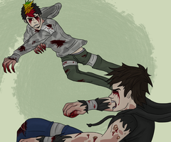 L4D_Hunter Spar by WGbro