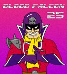 Blood Falcon 25 by Red-Flare