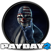 Payday 2   Icon By Blagoicons-d6co0rq by HBKCute