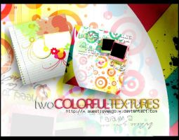 Colorful Textures by x-SweetLoveeJB-x