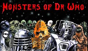 Monsters of Dr Who by Snake-Artist