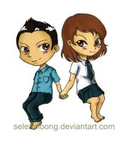 Monday Couple-Commission by selenaloong