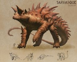 Tarrasque by M0AI