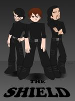 .:The Shield:. by The-OneChanbara