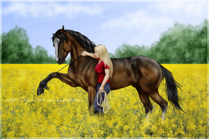 Summerdance by Tigra1988