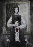 The Picture of Dorian Gray by SnowWhiteNikko