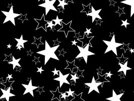 Black star wallpaper by bjstar