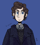 Charles Xavier by Matinel