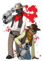 Double Barrel by Inspectornills