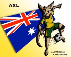 Soccer World Champions - Australia by SydeX