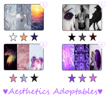 Aesthetic Surprise Adoptables #8|| CLOSED by AngelAdopts