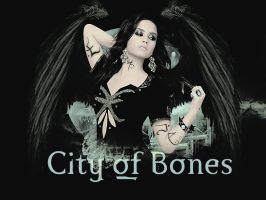 CITY OF BONES WP by EverHatake