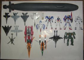 Size Matters - 1:144 Scale by BoggeyDan