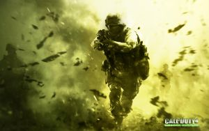 SouL's CoD4 Wallpaper Pack by shinjokitai