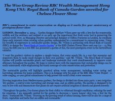 The Woo Group Review RBC Wealth Management by gdnwaltz